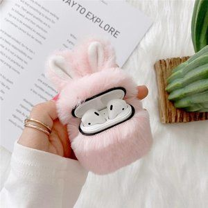 Accessories - NEW Rabbit ears Apple Airpods 1 2 Pro case